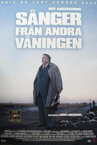 Poster do filme Canções do Segundo Andar / Sånger Från Andra Våningen / Songs from the Second Floor (2000)