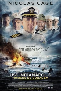 Poster do filme USS Indianapolis: Homens de Coragem / USS Indianapolis: Men of Courage (2016)
