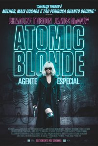 Poster do filme Atomic Blonde (2017)