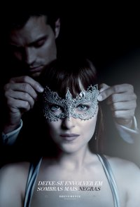 Poster do filme As Cinquenta Sombras Mais Negras / Fifty Shades Darker (2017)