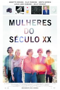 Poster do filme Mulheres do Século XX / 20th Century Women (2016)