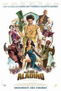 Poster do filme As Novas Aventuras de Aladino / Les Nouvelles Aventures d'Aladin (2015)