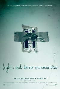 Poster do filme Lights Out - Terror na Escuridão / Lights Out (2016)