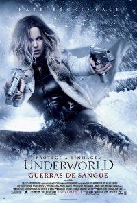 Poster do filme Underworld: Guerras de Sangue / Underworld: Blood Wars (2016)