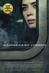 Poster do filme A Rapariga no Comboio / The Girl on the Train (2016)