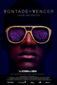 Poster do filme Vontade de Vencer - Anselmo Ralph (2015)