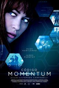 Poster do filme Código Momentum / Momentum (2015)