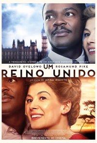 Poster do filme Um Reino Unido / A United Kingdom (2016)