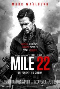 Poster do filme Mile 22 (2018)