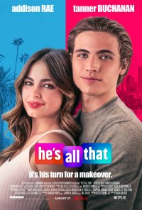Poster do filme Ele é Demais / He's All That (2021)