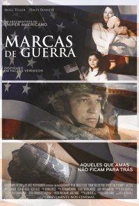 Poster do filme Marcas de Guerra / Thank You for Your Service (2017)
