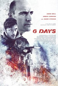 Poster do filme 6 Dias / 6 Days (2017)