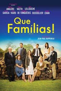 Poster do filme Que Famílias! / Belles Familles (2015)