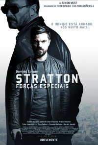 Poster do filme Stratton - Forças Especiais / Stratton (2016)