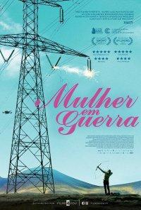 Poster do filme Mulher em Guerra / Kona fer í stríð / Woman at War (2018)