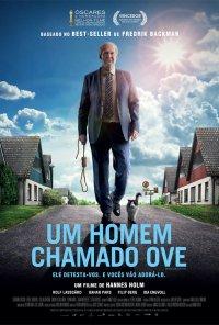 Poster do filme Um Homem Chamado Ove / En man som heter Ove / A Man Called Ove (2015)
