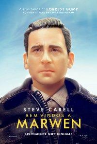 Poster do filme Bem-Vindos a Marwen / Welcome to Marwen (2018)