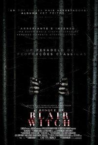 Poster do filme O Bosque de Blair Witch / Blair Witch (2016)