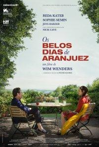 Poster do filme Os Belos Dias de Aranjuez / Les beaux jours d'Aranjuez (2016)