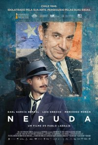Poster do filme Neruda (2016)