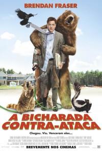 Poster do filme A Bicharada Contra-Ataca / Furry Vengeance (2010)