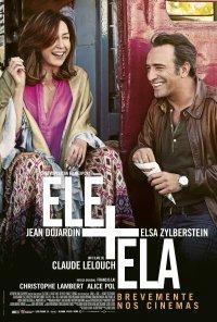 Poster do filme Ele+Ela / Un Plus Une (2015)
