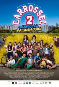 Poster do filme Carrossel 2: O Sumiço de Maria Joaquina (2016)
