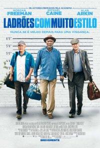 Poster do filme Ladrões Com Muito Estilo / Going in Style (2017)
