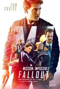 Poster do filme Missão: Impossível - Fallout / Mission: Impossible - Fallout (2018)