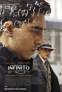 Poster do filme O Homem Que Viu o Infinito / The Man Who Knew Infinity (2016)