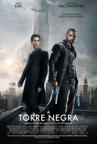 Poster do filme A Torre Negra / The Dark Tower (2017)