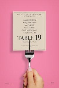 Poster do filme Table 19 (2017)
