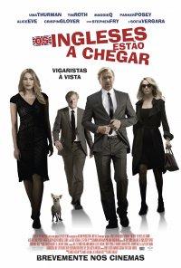 Poster do filme Os Ingleses Estão a Chegar / The Con Is On (2018)