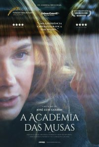 Poster do filme A Academia das Musas / La Academia de las Musas (2015)