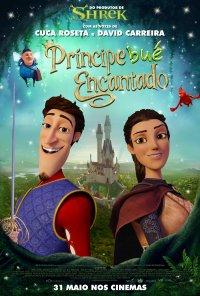 Poster do filme Príncipe Bué Encantado / Charming (2016)