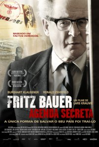 Poster do filme Fritz Bauer: Agenda Secreta / Der Staat gegen Fritz Bauer (2015)