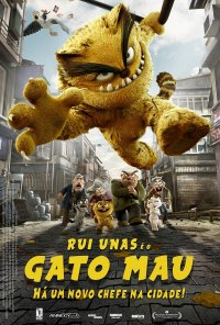 Poster do filme Gato Mau / Kötü Kedi Şerafettin / Bad Cat (2016)