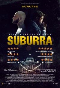 Poster do filme Suburra (2015)
