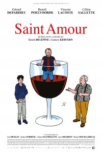 Poster do filme Saint Amour (2016)