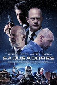 Poster do filme Saqueadores / Marauders (2016)