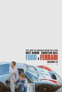 Poster do filme Le Mans '66: O Duelo / Ford v. Ferrari (2019)