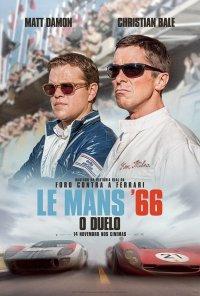 Poster do filme Le Mans '66: O Duelo / Ford v Ferrari (2019)