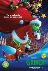 Poster do filme Grinch / The Grinch (2018)
