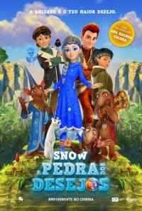 Poster do filme Snow: A Pedra dos Desejos / Снежная королева 3. Огонь и лед / The Snow Queen 3: Fire and Ice (2016)