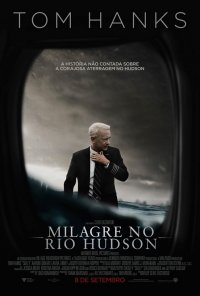 Poster do filme Milagre no Rio Hudson / Sully (2016)