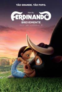 Poster do filme Ferdinando / Ferdinand (2017)