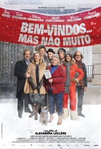 Poster do filme Bem-vindos... Mas Não Muito / Le Grand Partage (2015)