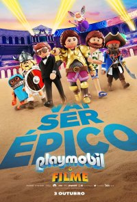 Poster do filme Playmobil: O Filme / Playmobil: The Movie (2019)