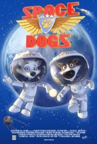 Poster do filme Cães Astronautas / Belka i Strelka. Zvezdnye Sobaki (2010)