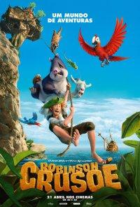 Poster do filme Robinson Crusoé / Robinson Crusoe (2016)